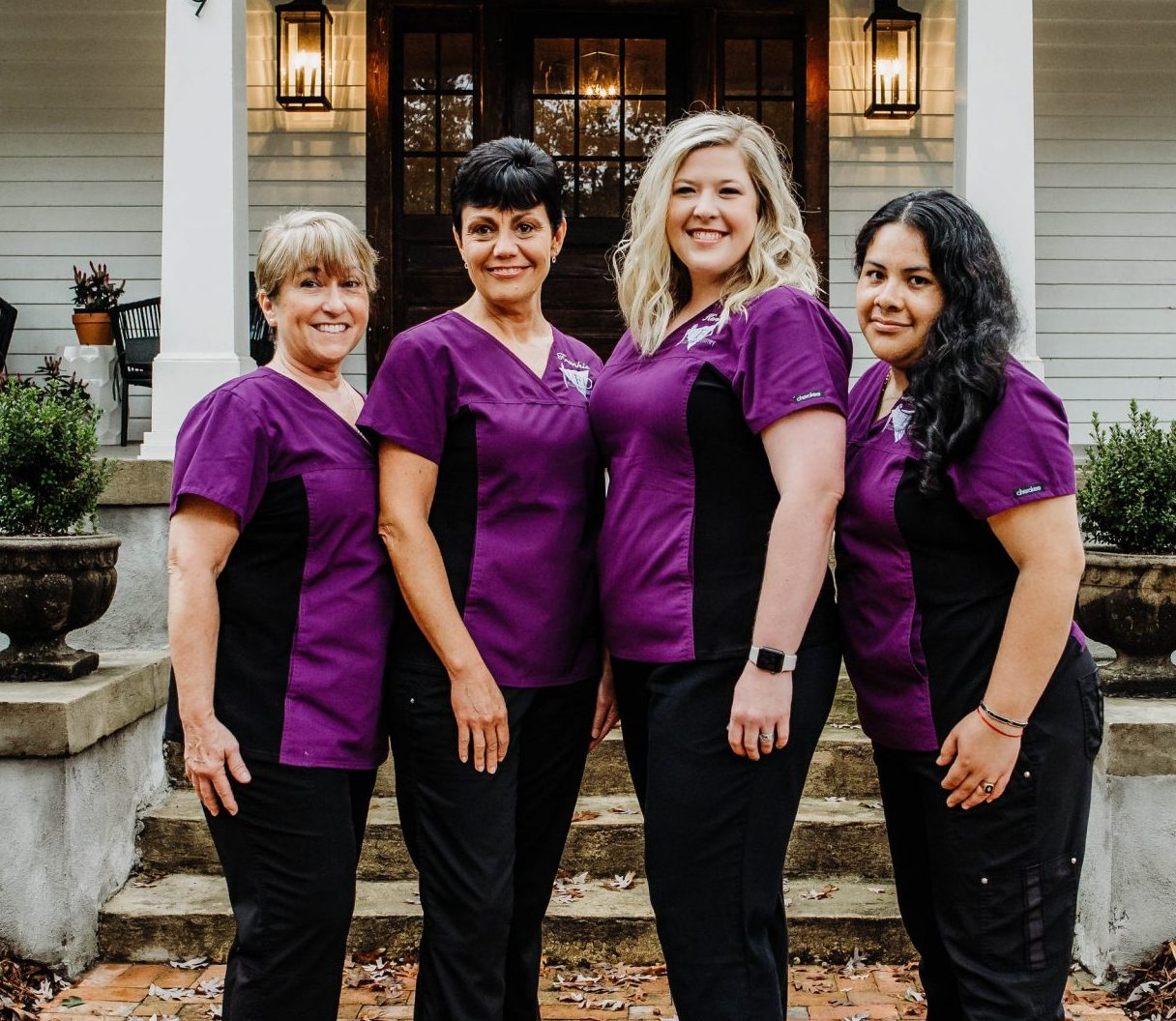 Ellis Family Dentistry Assistants